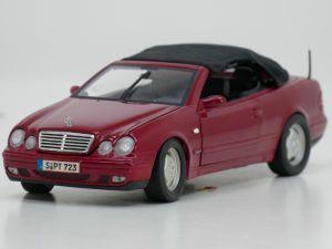 Schaal 1:18 Ason 30338 Mercedes CLK 320 #945
